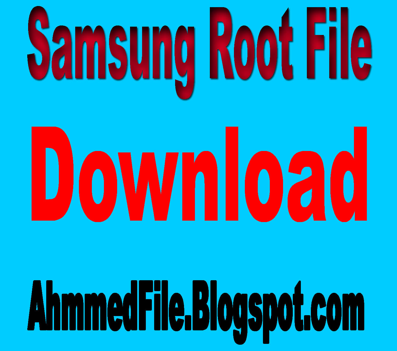 Samsung SM-G530H Root File 100% Tested | AHMMED FILE & SOFTWARE