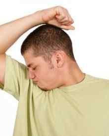 Menghilangkan Bau Ketiak di Baju