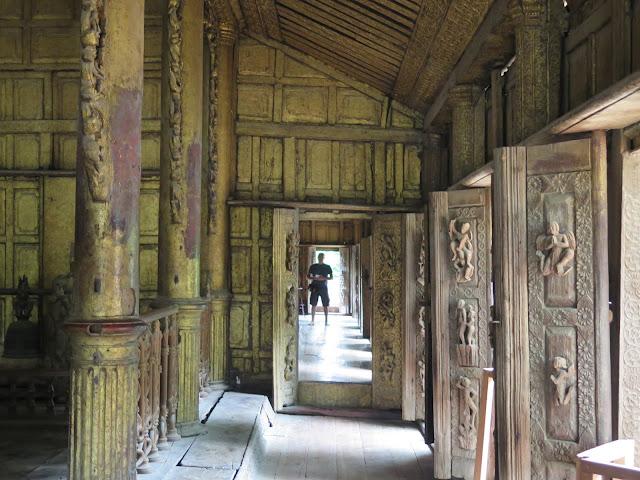 Monasterio Shwenandaw Kyaung