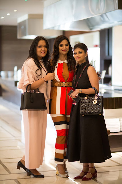 (Left to Right) Ritika Bindal, Monica Garg , Parul Garg Bansal-