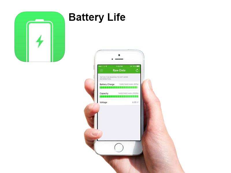 Aplikasi Battery Life Untuk Cek Kapasitas Kesehatan Dan Statistik Baterai Iphone Elppas Story