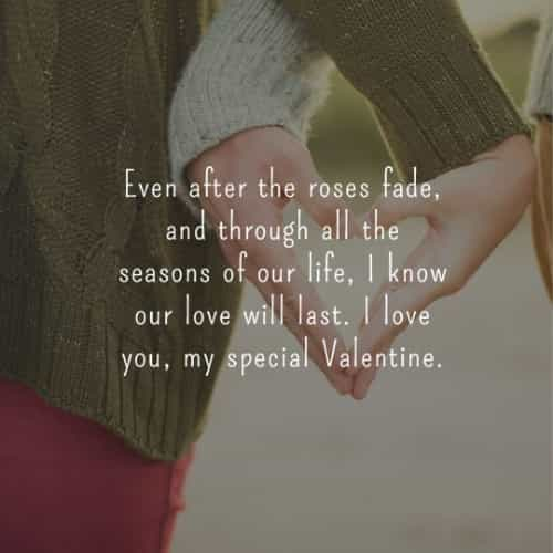 32 Lovely valentines day quotes and romantic messages