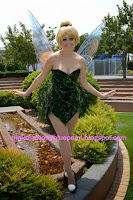 Tinkerbell Dress Tutorial by Carrie_Hearts