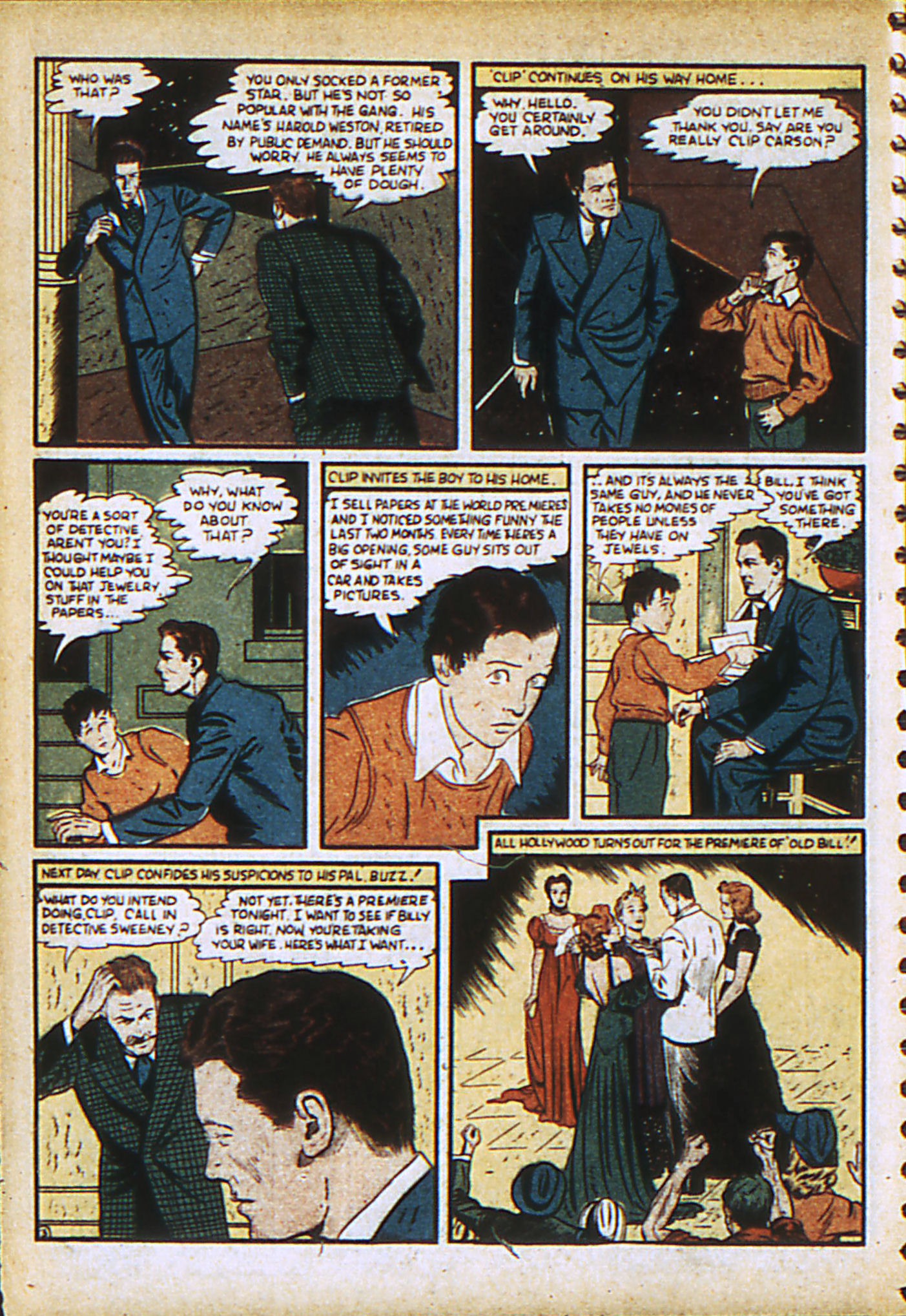 Read online Action Comics (1938) comic -  Issue #28 - 51