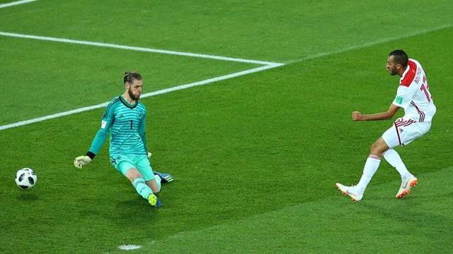 Hasil Pertandingan Spanyol vs Maroko - Piala Dunia 2018