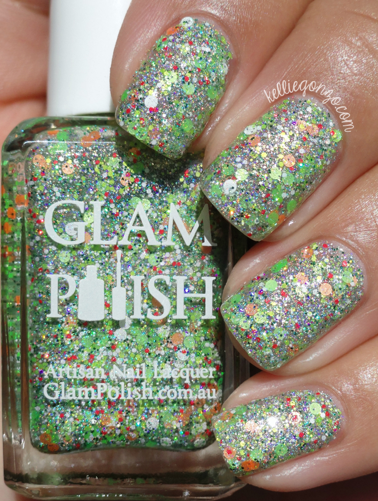 Glam Polish Watch Out!