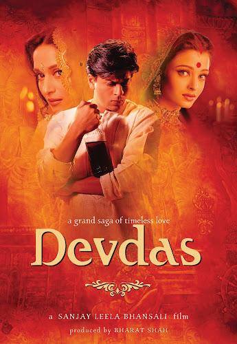 Devdas (2002) Movie Poster