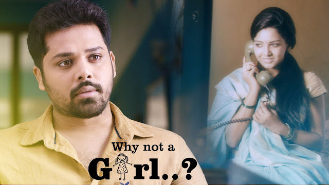 Telugu Best Short Film 2016, Why Not A Girl..?,