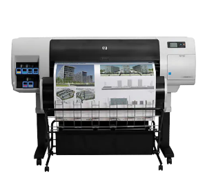 HP Designjet T7100 Drivers and Software Download