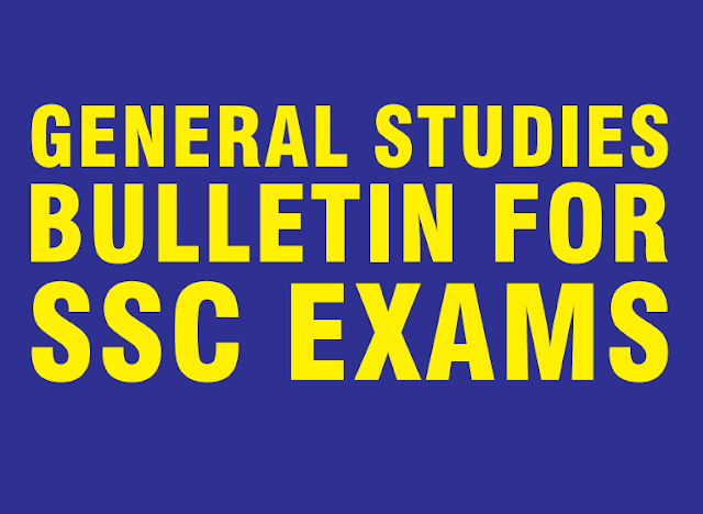 General Studies Bulletin for SSC Exams in PDF Download