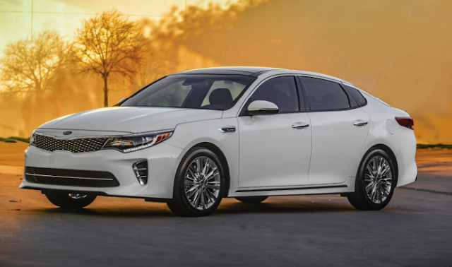 2018 Kia Optima Hybrid Review