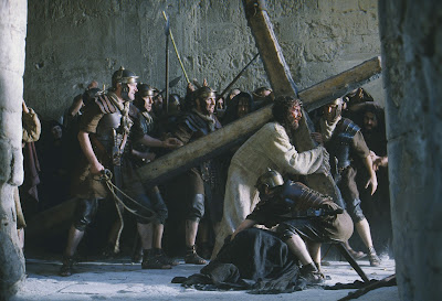 The Passion of the Christ starring Jim Caviezel