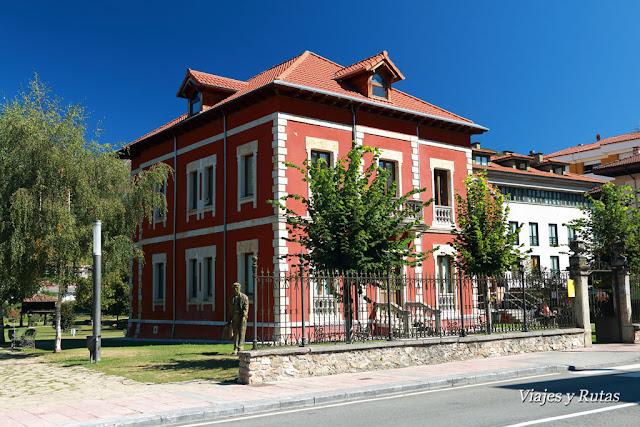 Casa Riera, Cangas de Onís, Asturias