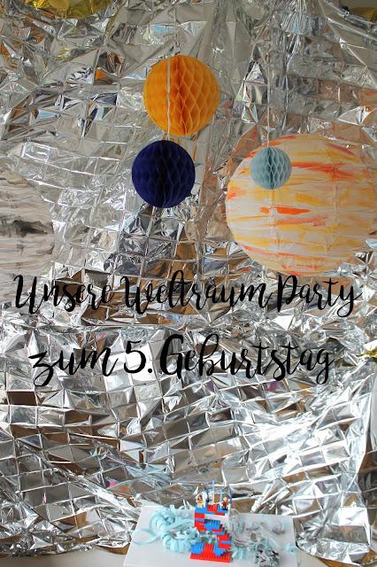 DIY Weltraum Geburtstag Ideen Kindergeburtstag LEGO Star Wars Deko Planeten Essen Spiele Geschenke Jules kleines Freudenhaus