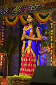 Ramya Behra At Om Namo Venkatesaya Audio launch-thumbnail-5