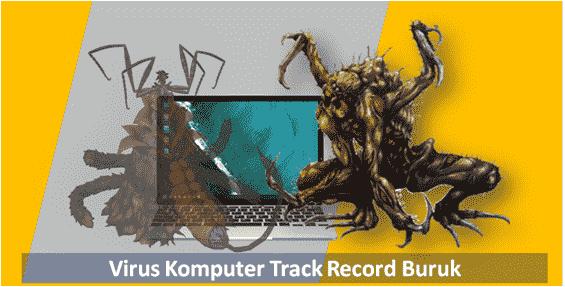 virus paling berbahaya di dunia yang menyerang komputer