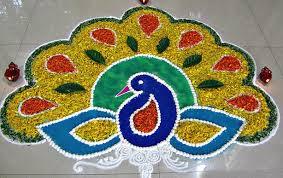 Beautiful and Simple Rangoli Designs