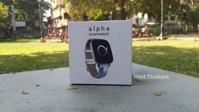 alpha watch retail box