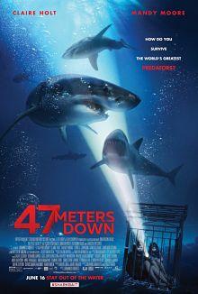 Sinopsis Film genre pemain 47 Meters Down (2017)