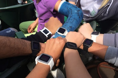 Pebble Time Watch app for iPhone released