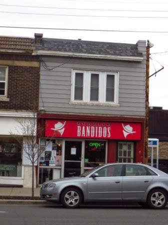Teena in Toronto: Burrito Bandidos, Hamilton, ON
