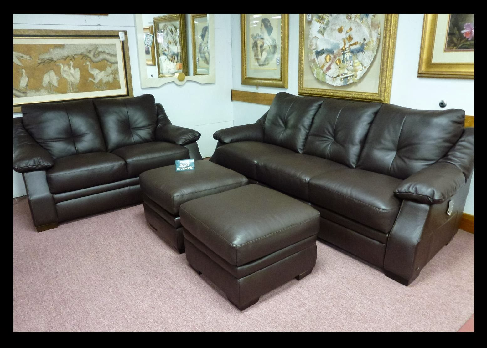Ever wondered how to buy stock in natuzzi s.p.a? Natuzzi Leather Sofas & Sectionals by Interior Concepts ...