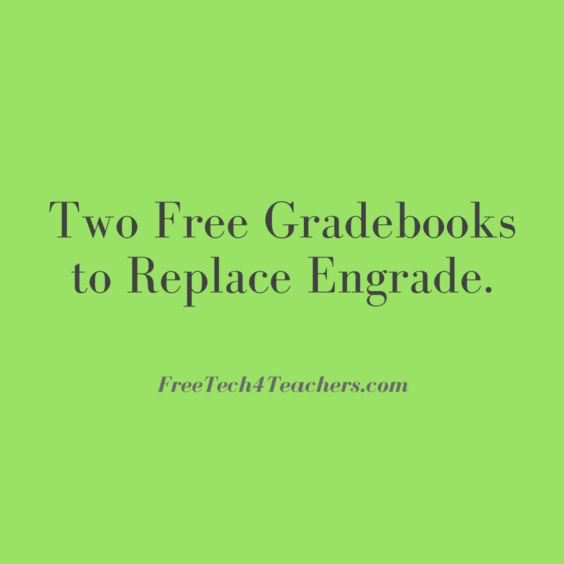 free gradebook for teachers