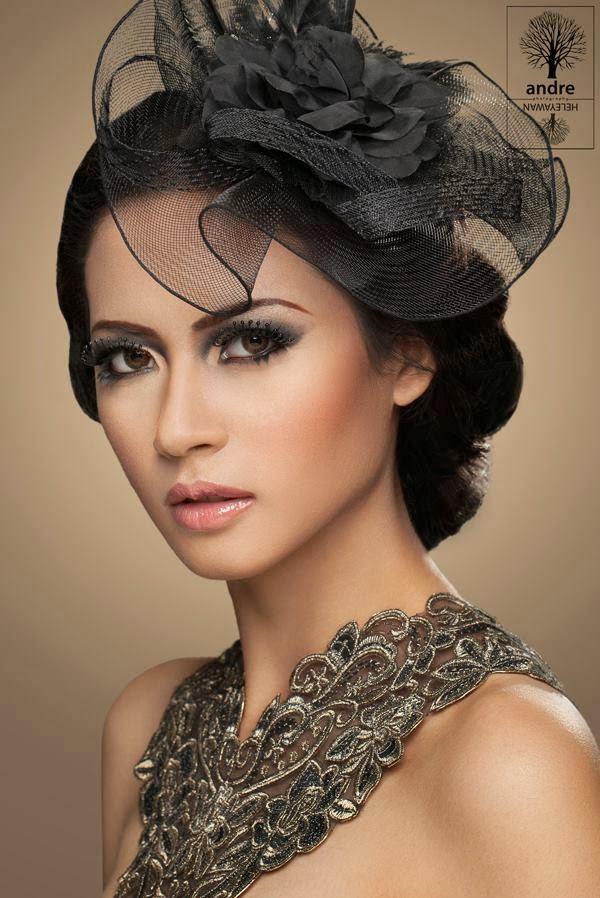 Ratna Nurlia Alfiandini Miss Indonesia 2015