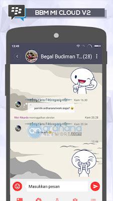 BBM Mi Cloud V2