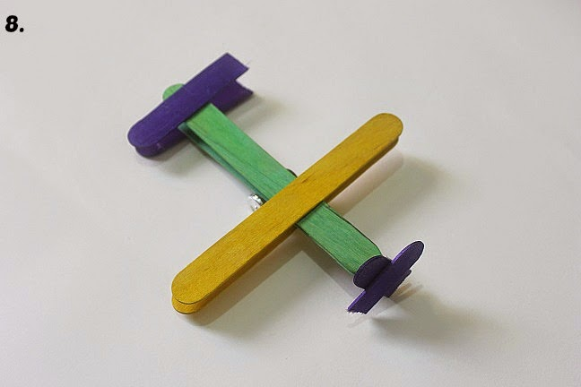 aeroplane sticks