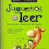 """LIBRO """"JUGUEMOS A LEER""""  1° Y 2° PRIMARIA"""