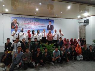 BKKBN Provinsi Lampung Menggelar Acara Implementasi Pendidikan Kependudukan Melalui MKWU Tahun 2018