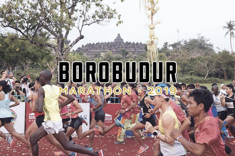 Bank Jateng Borobudur Marathon  2019