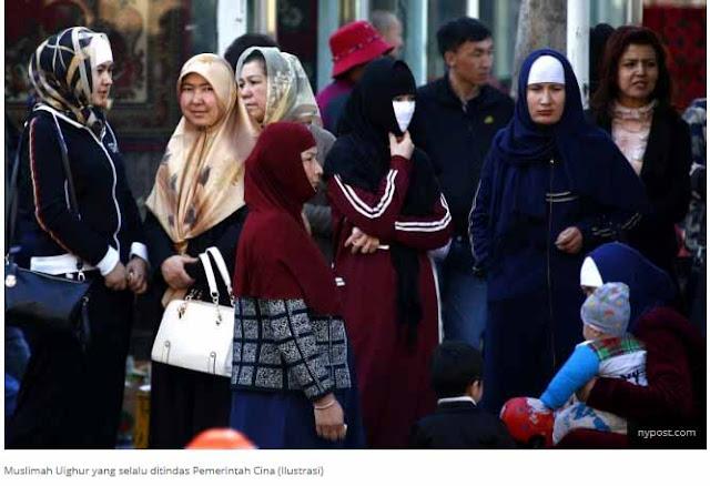 Biadab, Aparat Komunis China Sita Quran dan Alat Ibadah Muslim Xinjiang