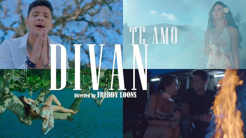 DIVAN - ¨Te Amo¨ - Videoclip - Dirección: Freddy Loons. Portal del Vídeo Clip Cubano