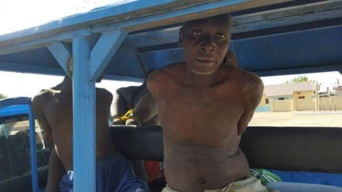 1a1 Photos: Boko Haram kingpins arrested by Troops