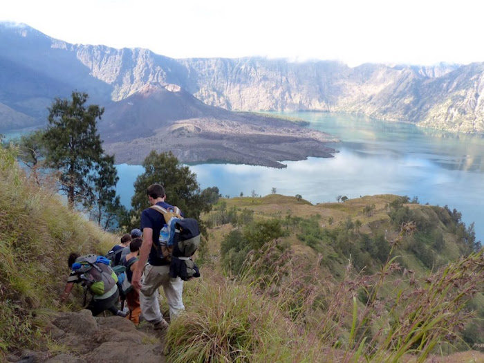Rinjani 4 Days 3 Night - Rinjani Holiday