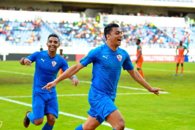 مشاهدة مباراة الزمالك وزيسكو بث مباشر اليوم 10-1-2020 في دوري ابطال افريقيا