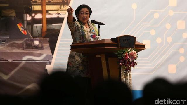 Wow, Jadi Ketua Dewan Pengarah BPIP, Megawati Digaji Rp 112 Juta
