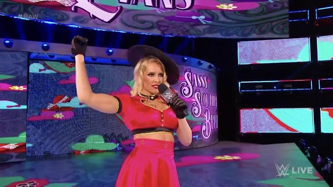 Replay: WWE Monday Night RAW 15/04/2019