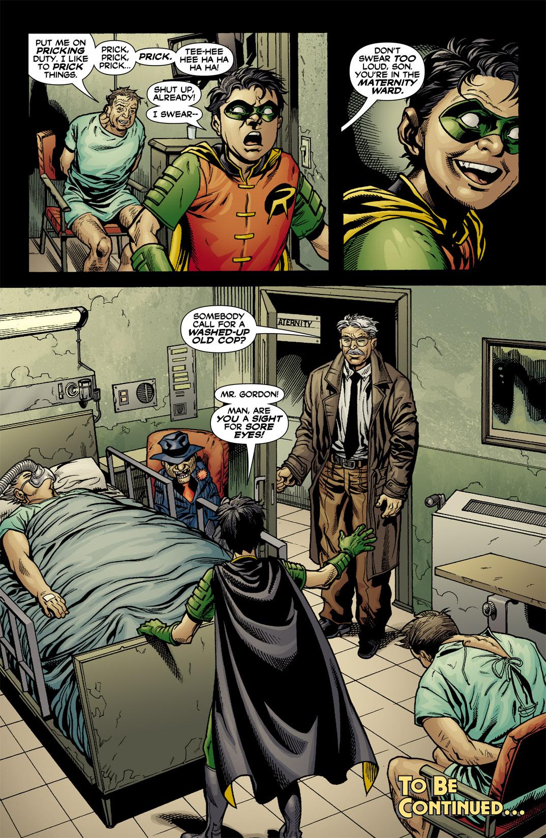Detective Comics (1937) 808 Page 22