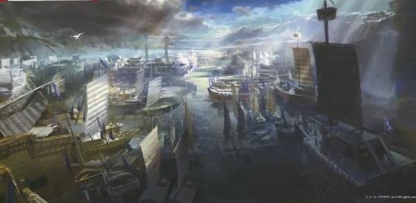 ภาพ Art Work เกมสามก๊กมุโซ Dynasty Warriors 9