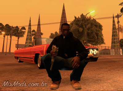 beta shoes mod gta sa