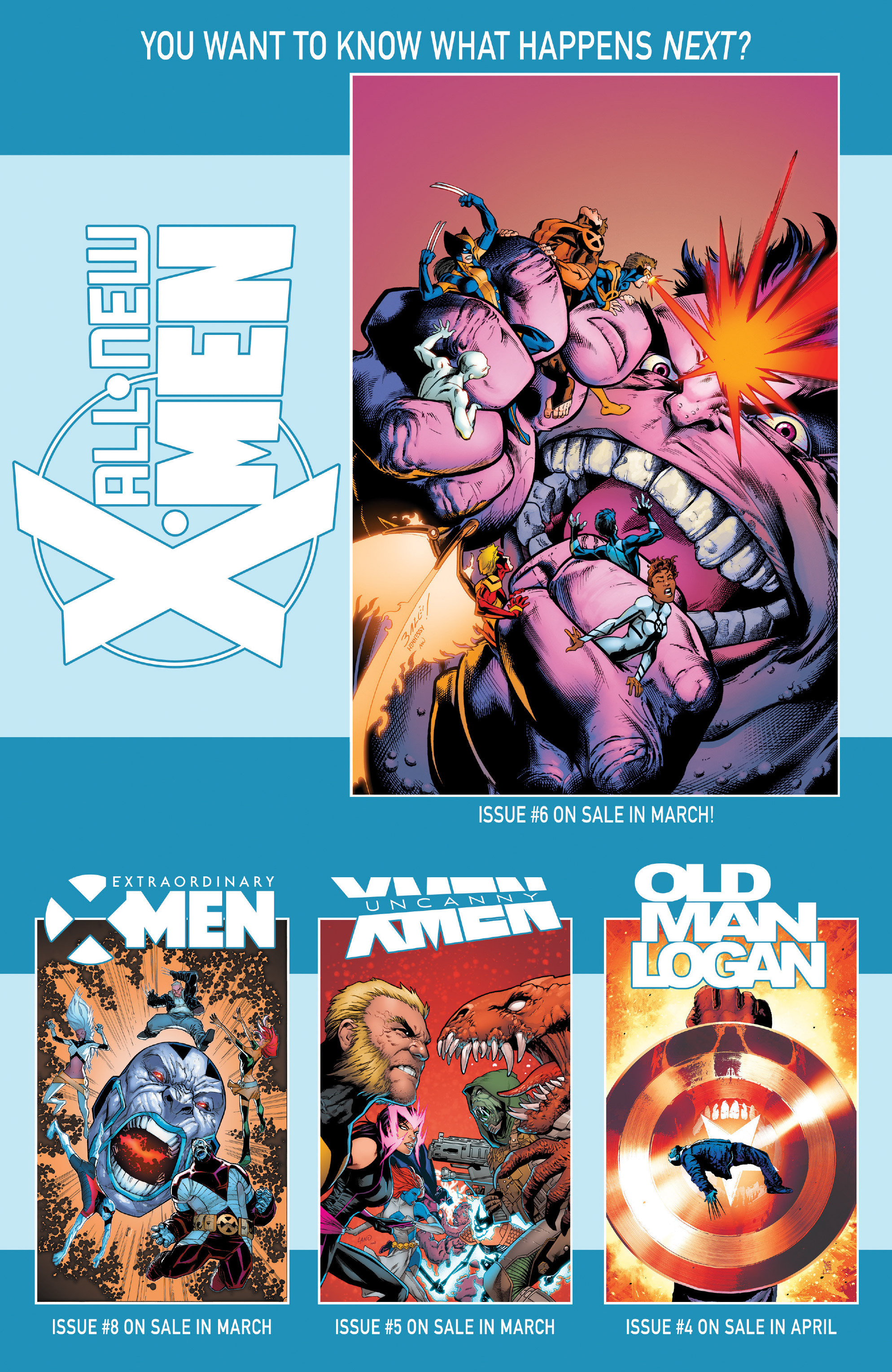 Read online All-New X-Men (2016) comic -  Issue #5 - 22
