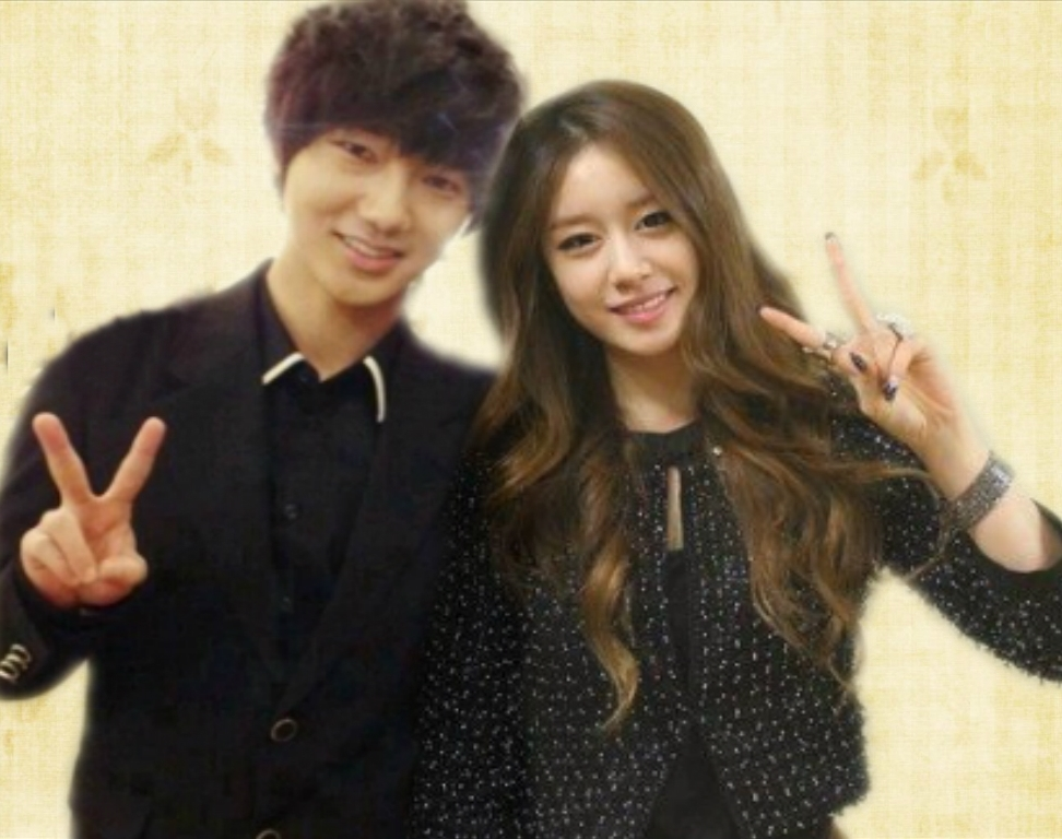 yesung and jiyeon are dating