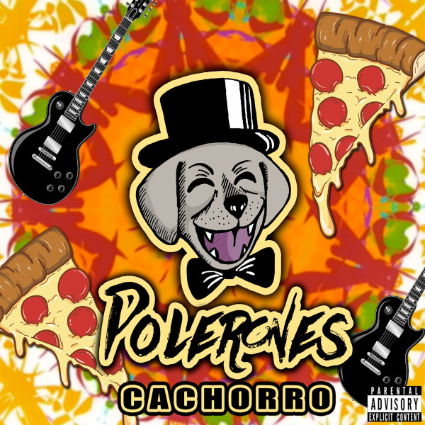 "Polerones stream new EP ""Cachorro"""