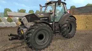 Deutz Fahr 7250TTV Warrior V 5.4.1.0 tractor mod