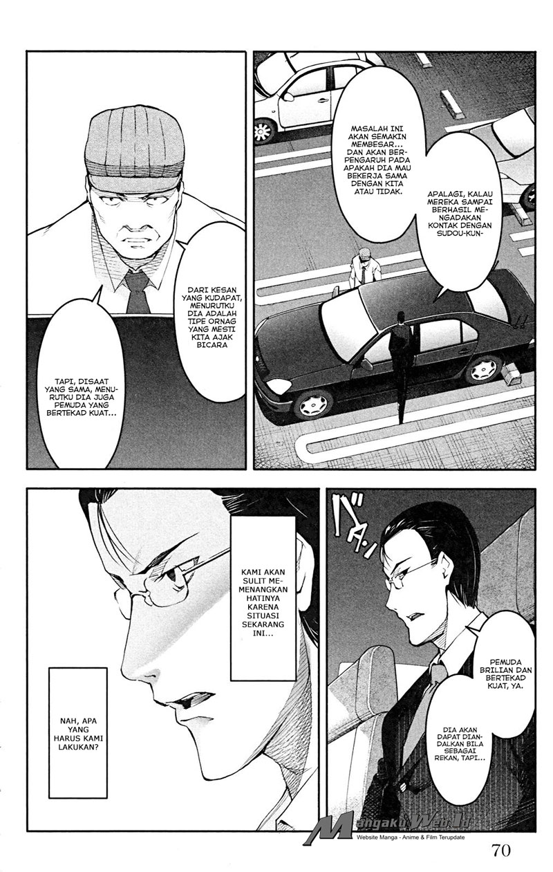 Darwin's Game Chapter 26-20