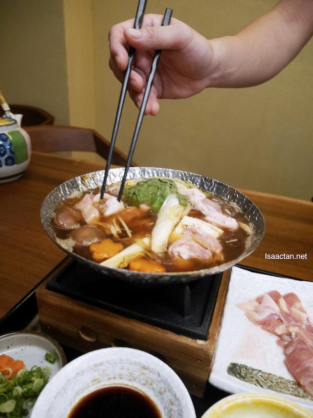 KIMI-YA Japanese Cuisine @ Avantas Residences, Jalan Klang Lama