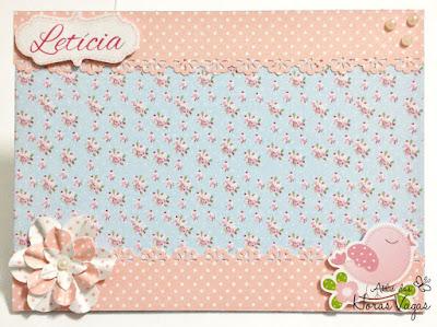 porta retrato personalizado lembrança lembrancinha de aniversário infantil festa passarinho jardim encantado floral azul rosa delicado 1 aninho menina